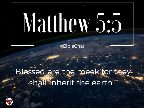 Matthew 5-5